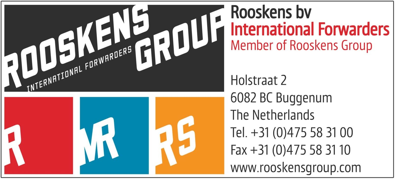 Rooskens Group